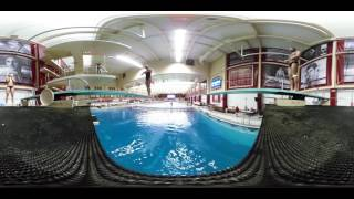 Hoosiers 360° | Indiana Diving
