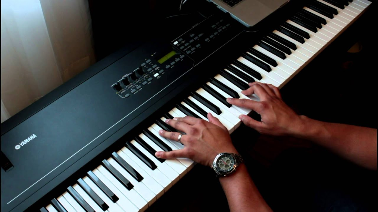 The anthem planetshakers piano tutorial youtube for Piano house anthems