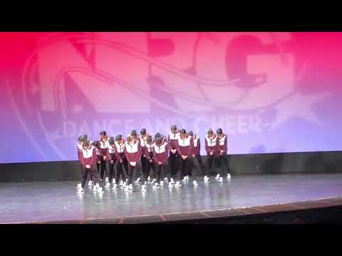 Kraemer middle school dance team