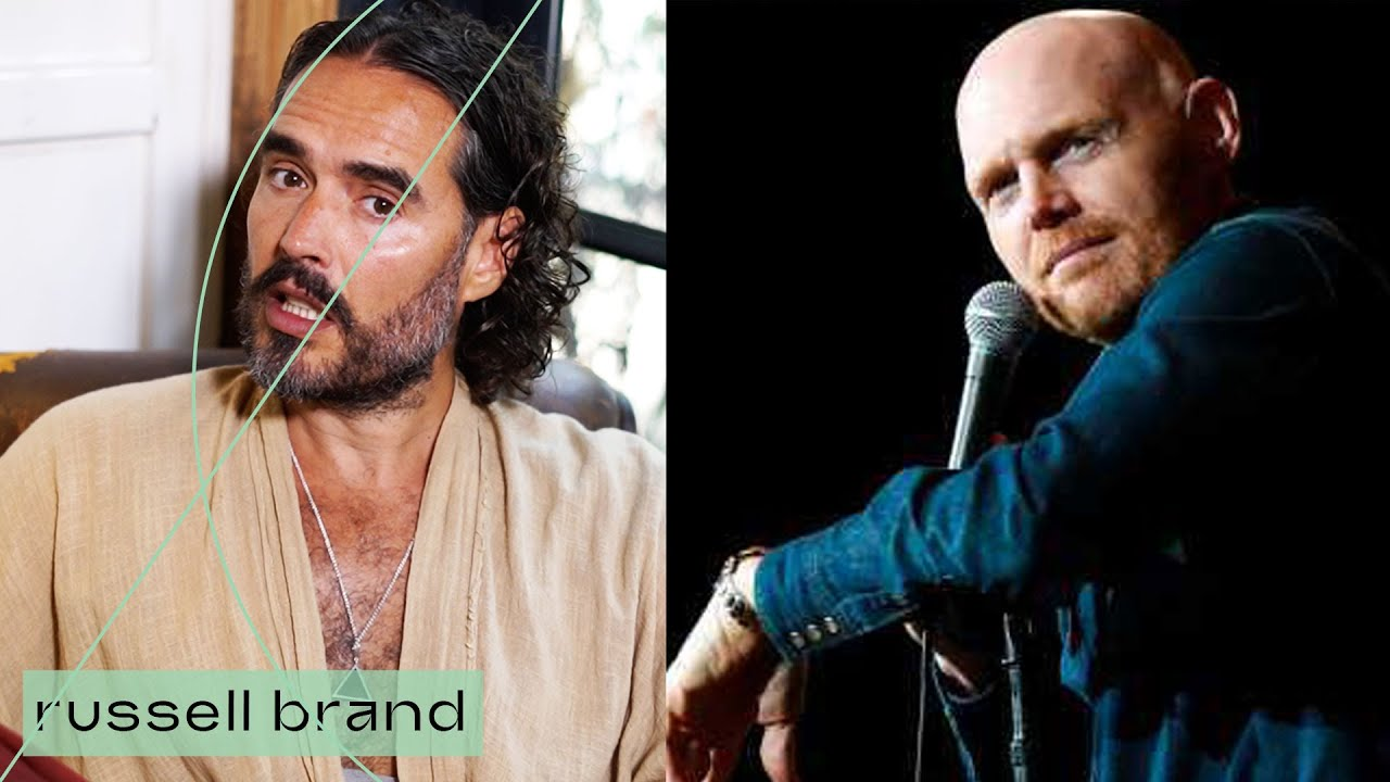 Authenticity & Creativity with Russell Brand & Bill Burr