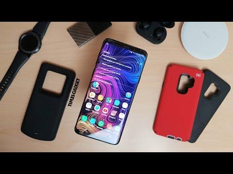 I migliori gadget per Galaxy S9 e S9 Plus