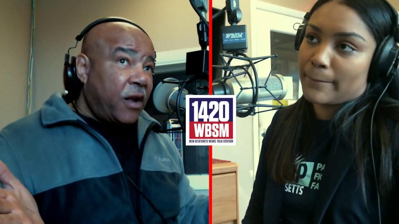 WBSM TV: Anabel Santiago of Raise Up Massachusetts