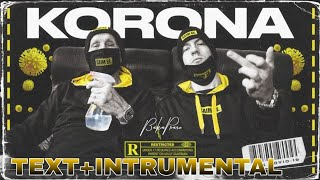Baka Prase- Korona (Coronavirus) (Official Music video) TEXT+INTRUMENTAL Reakcija Voyage