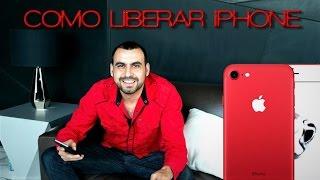 Método de DESBLOQUEO iPHONE - como liberar iPhone