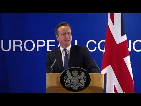 European Council February 2016 - Highlights