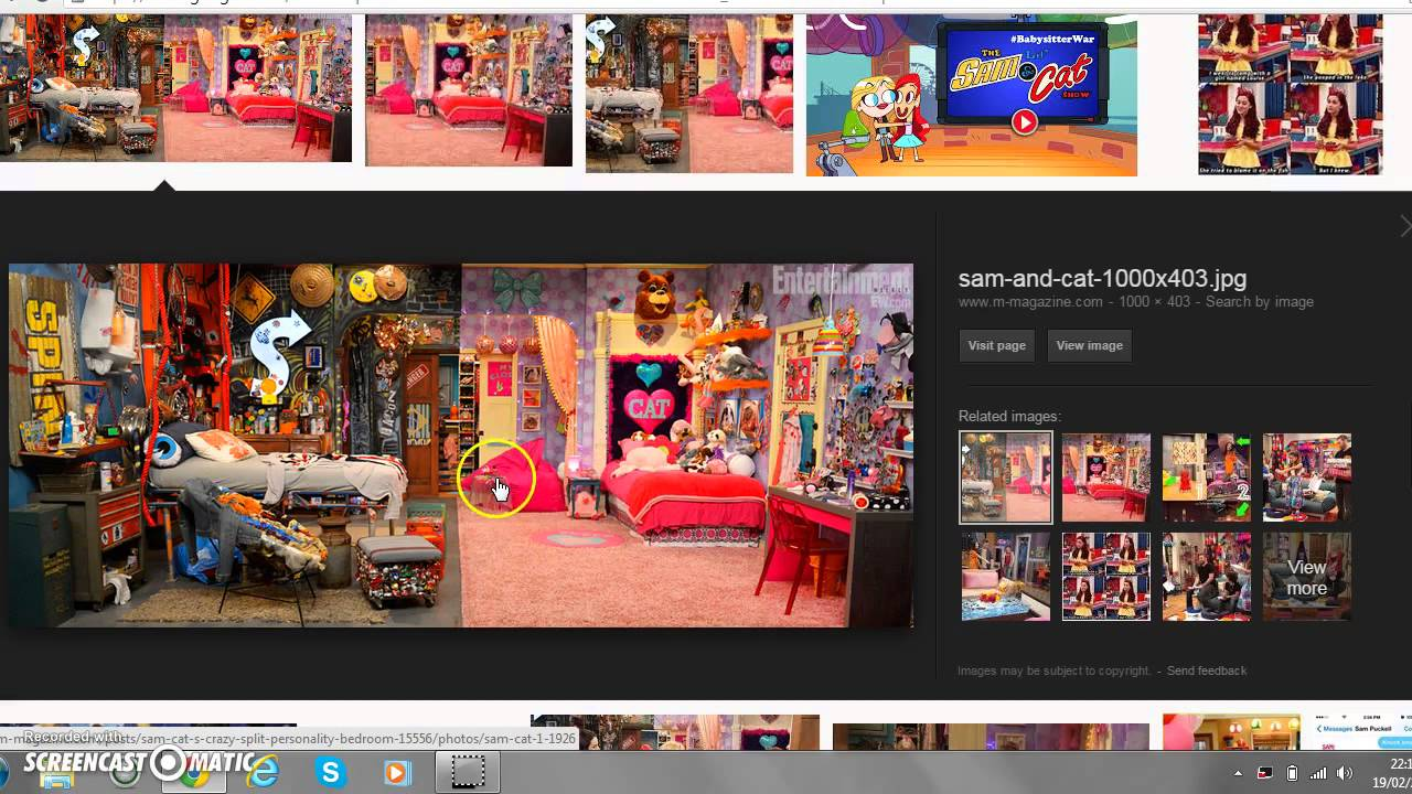 im getting my room themed like sam and cat youtube 17027 | maxresdefault