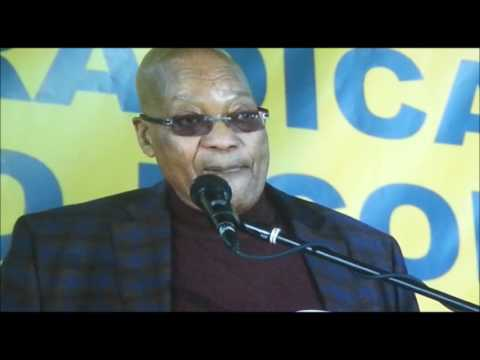 Zuma: Our enemy remains white monopoly capital