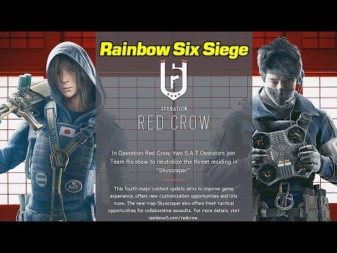 Red Crow Hibana - Echo Rainbow Six Siege