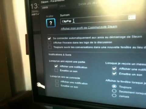steam compte