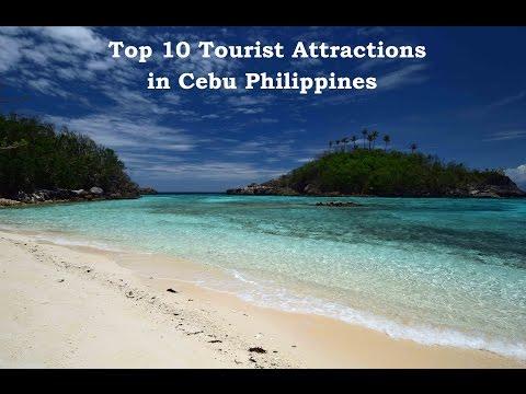 Top 10 Tourist Attractions in Cebu Philippines