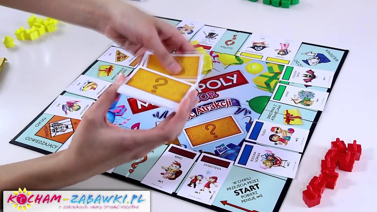 monopoly junior party instructions pdf