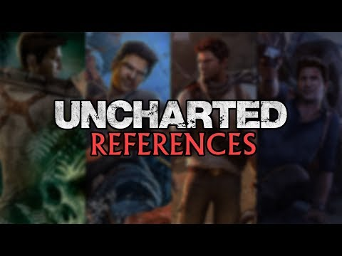 All Uncharted Easter Eggs in Other Games
