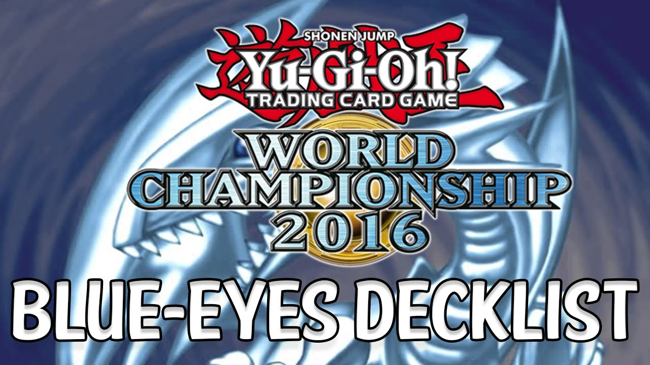 Yugioh World Championship 2007 Review - YouTube