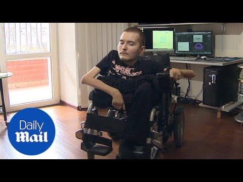 Meet the HEAD transplant volunteer Russian Valeri Spiridonov - Daily Mail