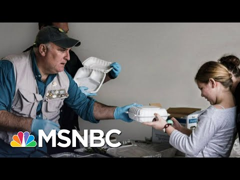 Chef José Andrés Has Plan To Feed Americans During Coronavirus Crisis | The Last Word | MSNBC