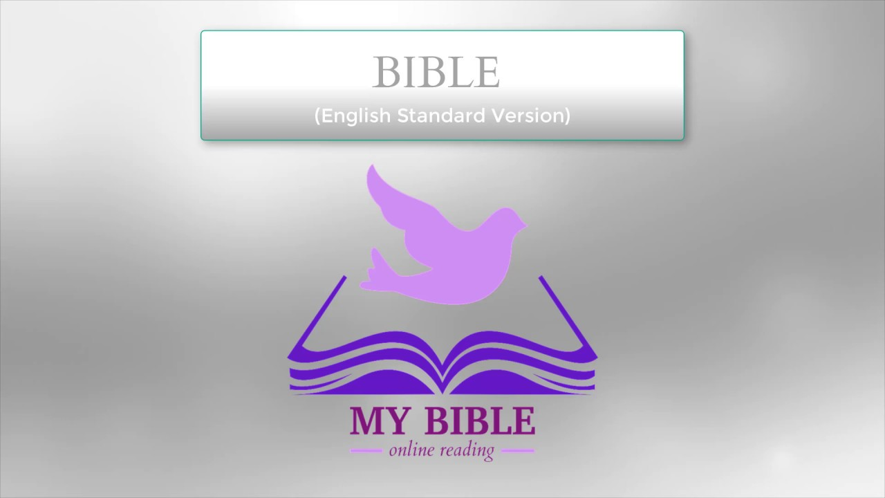MATTHEW 1 - ESV (My Bible)