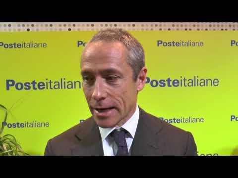 """Poste, Del Fante: """"Piano a inizio 2018, focus su tecnologia"""""""