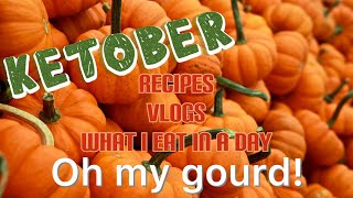 KETOBER Day 9 | Day in the Life | Family Vlogging | Lazy Keto Recipes | Chassity Hudgins