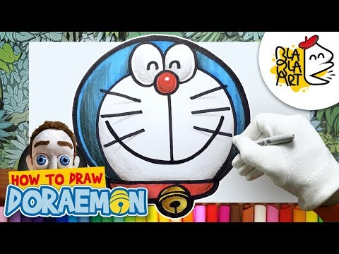 Download How To Draw Doraemon Face 2 4 Best Anime Characters Easy