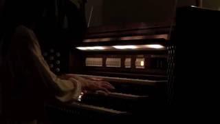 リィラ音楽教室のパイプオルガン! バッハのオルガン曲の中でも群を抜い...