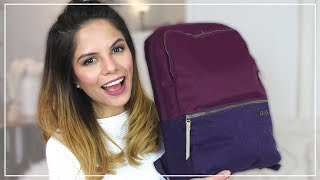 What's in my bag? work edition 2017 | isa wonders