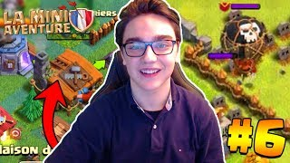 CLASH OF CLANS - RUSH 1250 TROPHES  + PASSAGE MDO 3  LMA#6
