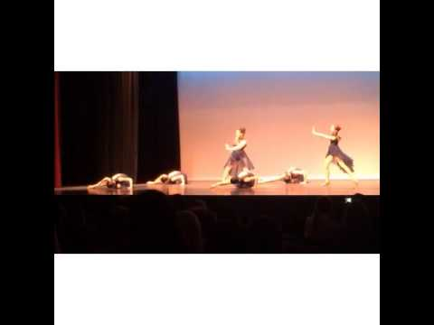 West Coast Dance Conservatory Company 2016 Burlingame High School Talent Show