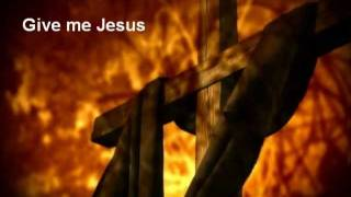 Give Me Jesus - Jeremy Camp