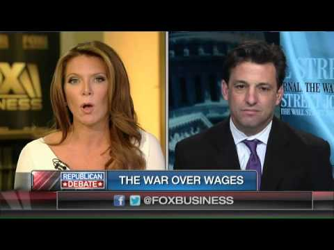 Minimum Wage At The Forefront Of The GOP Debate