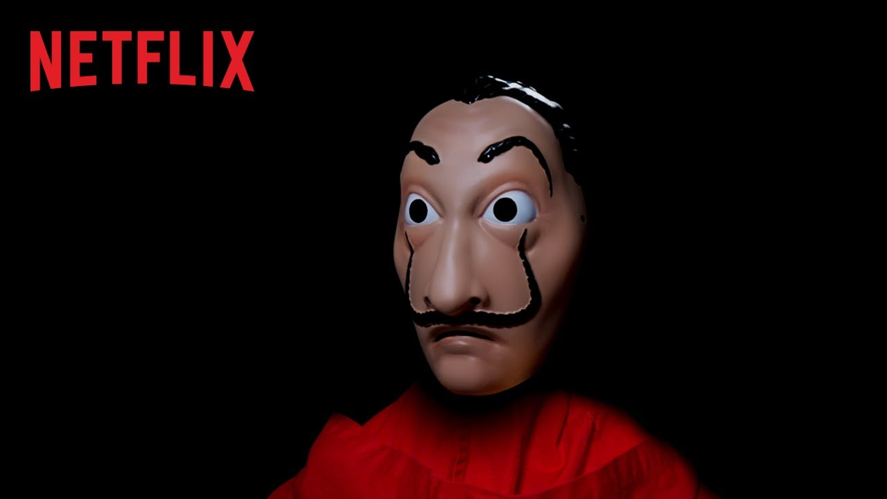 La casa de papel 4   Anuncio de fecha de estreno   Netflix