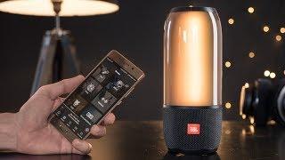 JBL Pulse 3 review - Speaker + Light show + Voice assistant