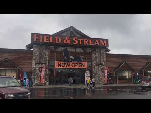 Field & Stream Opens At The Huntington Mall!