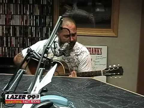 Download Aaron Lewis of Staind - All I Want (Acoustic Live).flv