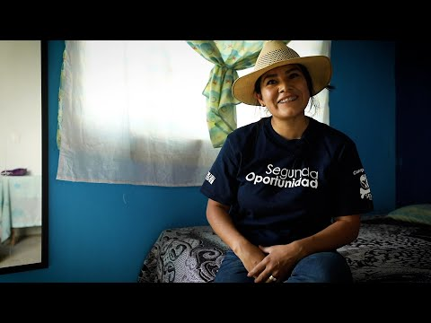 #MujeresLíderes Mónica Tecua #SegundaOportunidad