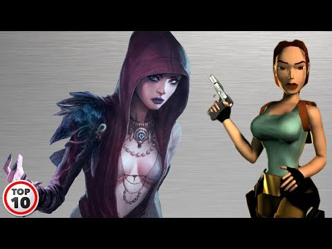 Top 10 Sexiest Video Game Characters