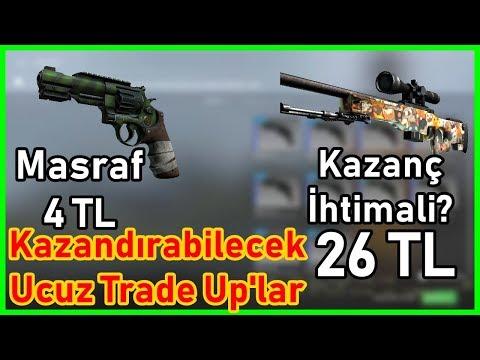 4 TL ile 26 TL Kazandırabilen Ucuz CS:GO Trade UP #14