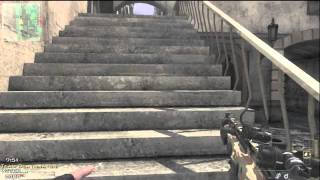Modern Warfare 3: Road to Level 10 - Game 5 (Pretending to be a Beast)