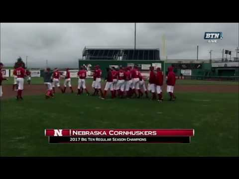 Nebraska Cornhuskers Win 2017 Big Ten Regular Season Championship