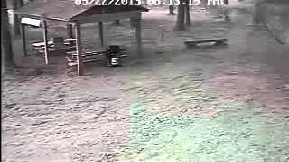 video from inside an ef0 tornado near clearfield pa may 22nd 2013
