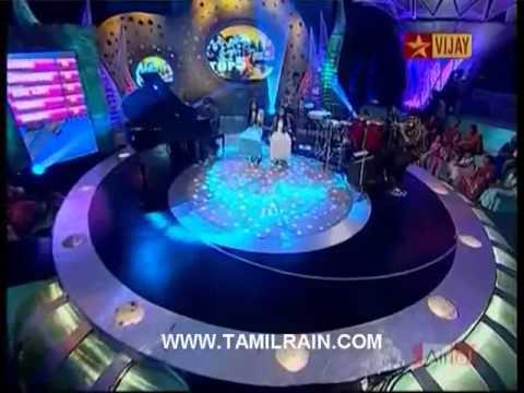 Ezhandha Pazham -  Airtel Super Singer,  Shyam Benjamin, Navin Iyer, Mani Bass and Vikram