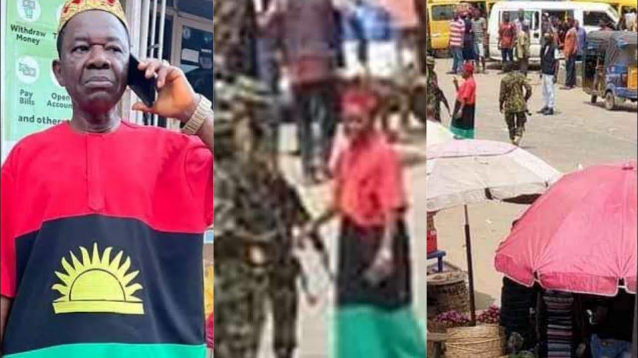 Download Full Video of Chiwetalu Agu Arrest by Nigerian Army