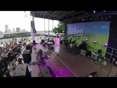 Weyes Blood live at Hudson River Rocks - NYC 2015