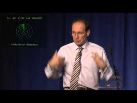 Greatest risk in EVERY business is...... (Futurist speaker - banking keynote)