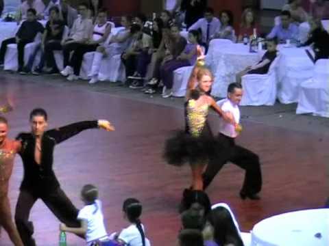 dragos si alexandra-cupa stelele dansului 2011