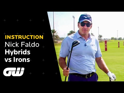 Hybrids vs Irons: Which Should You Use? | Instruction | Golfing World