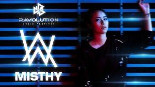 Misthy bùng cháy với bộ 3 [ALAN WALKER] - [KSHMR] - [R3HAB] ở RAVOLUTION MUSIC FESTIVAL 2016
