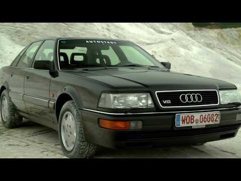 Autostadt // ZeitHaus-Meilenstein Audi V8