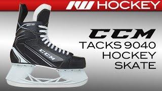 CCM Tacks 9040 Skate Review