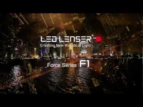 Latarka LED LENSER® F1