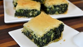 recipe spinach and feta cheese